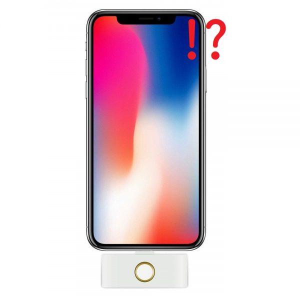 iPhoneX、XS、XS Max、XRのホームボタンの追加設定!不便から開放されよう!